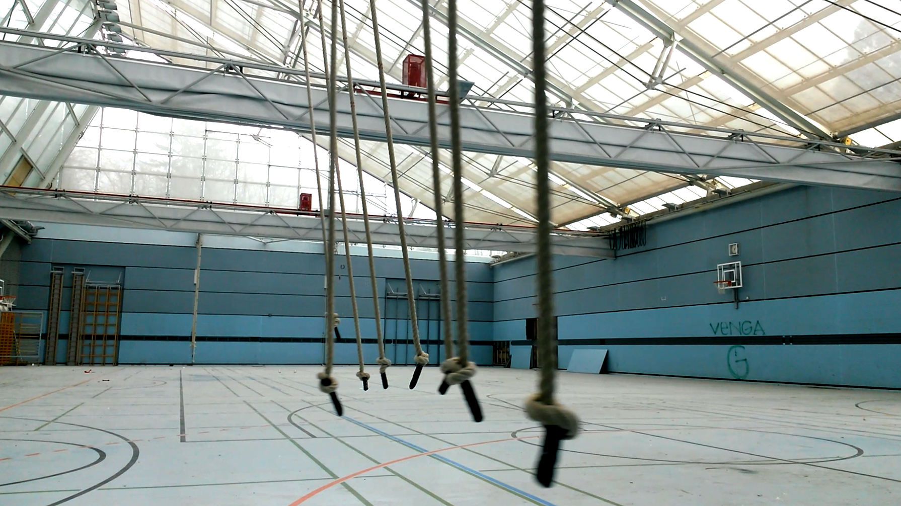 abbandoned gym
